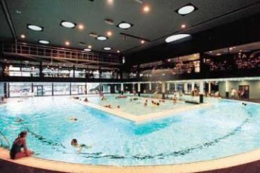 Hotel Dgi Byen: Piscina COPENHAGEN