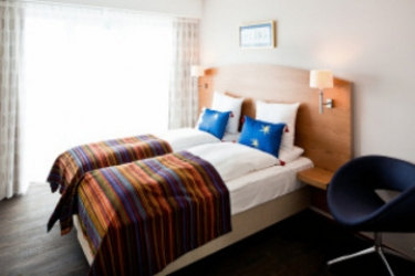 Tivoli Hotel & Congress Center: Camera Doppia - Twin COPENHAGEN