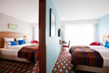 Tivoli Hotel & Congress Center: Camera Family COPENHAGEN