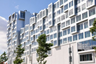 Tivoli Hotel & Congress Center: Facciata COPENHAGEN