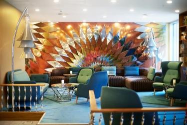 Tivoli Hotel & Congress Center: Lobby COPENHAGEN