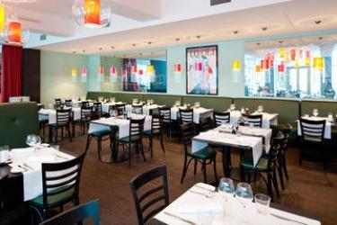 Tivoli Hotel & Congress Center: Ristorante COPENHAGEN