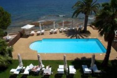 Hotel Les Mouettes: Swimming Pool CÓRCEGA