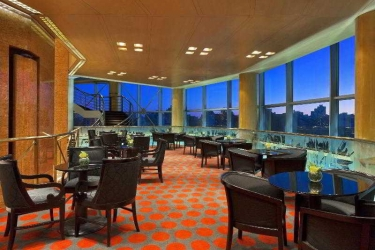 Hotel Sheraton Cordoba: Lobby CORDOUE