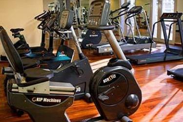 Hotel Sheraton Cordoba: Salle de Gym CORDOUE