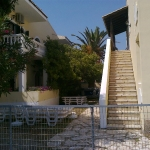 Beachfront Salvanos Apartments