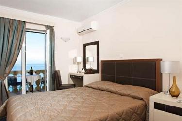 Hotel Pontikonissi: Habitaciòn CORFÚ