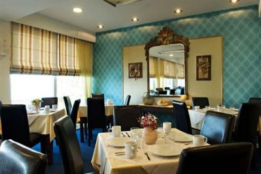 Hotel Pontikonissi: Restaurante CORFÚ