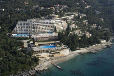 Sunshine Corfu Hotel & Spa: Esterno CORFÙ