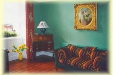 Acorn House: Innen CORK