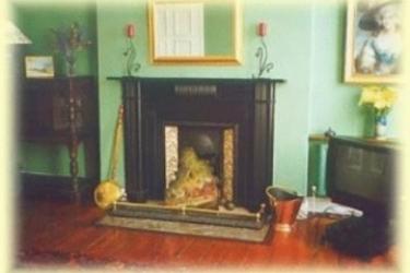 Acorn House: Fireplace CORK