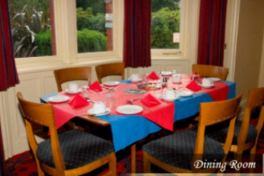 Redclyffe Guest House: Dining Area CORK