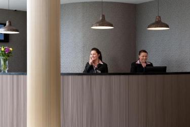 Hotel Jurys Inn Cork: Lobby CORK