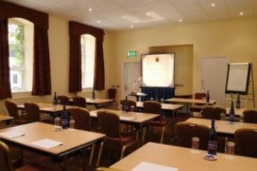 Hotel Isaacs: Sala de conferencias CORK