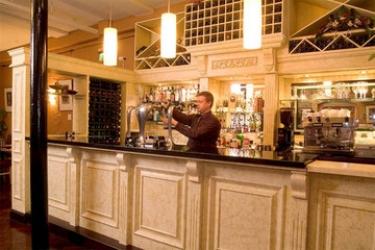 Hotel Isaacs: Bar CORK