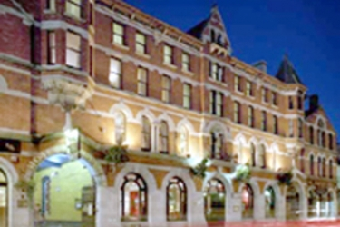 Hotel Isaacs: Esterno CORK