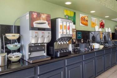 Hotel Quality Inn & Suites On The Beach: Restaurante CORPUS CHRISTI (TX)