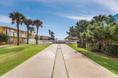 Hotel Quality Inn & Suites On The Beach: Außen CORPUS CHRISTI (TX)