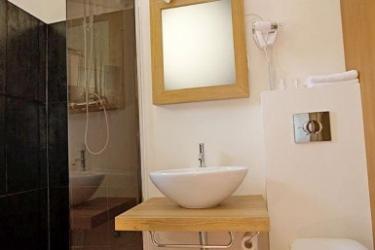 Hotel Residence Paesotel E Caselle: Bagno CORSICA