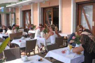 Hotel Du Golfe: Restaurant CORSICA