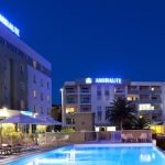 BEST WESTERN PLUS HOTEL AJACCIO AMIRAUTE 4 Stelle