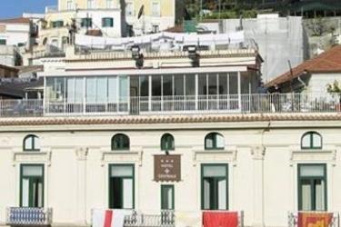 Hotel Centrale: Facade COSTA AMALFITANA