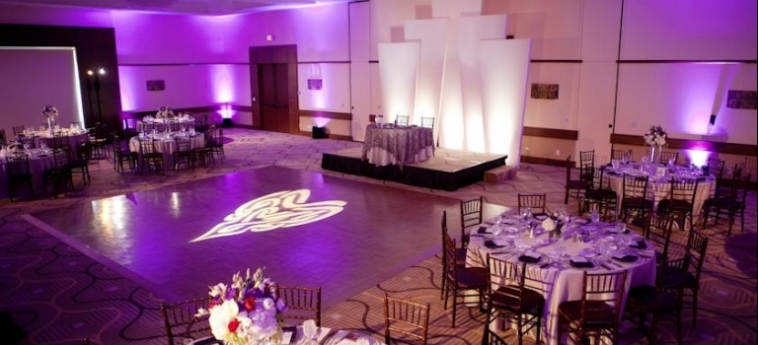 Avenue Of The Arts Costa Mesa, A Tribute Portfolio Hotel: Sala de Ceremonia COSTA MESA (CA)