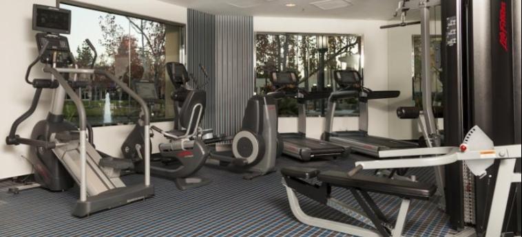 Avenue Of The Arts Costa Mesa, A Tribute Portfolio Hotel: Salle de Gym COSTA MESA (CA)