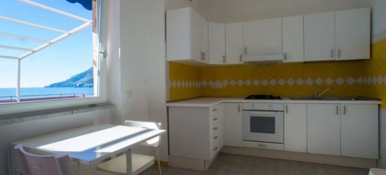 Casa Vacanze Maiori: Floor Plan COTE AMALFITAINE