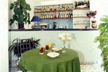 Hotel Centrale: Bar COTE AMALFITAINE