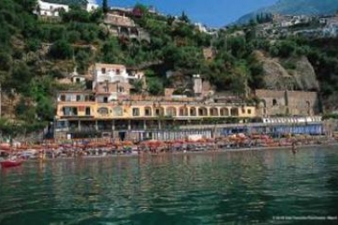 Hotel Pupetto: Exterieur COTE AMALFITAINE