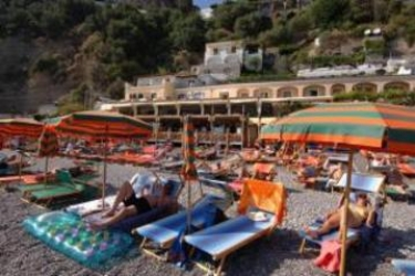 Hotel Pupetto: Plage COTE AMALFITAINE