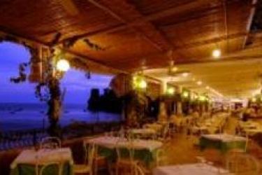 Hotel Pupetto: Restaurant COTE AMALFITAINE