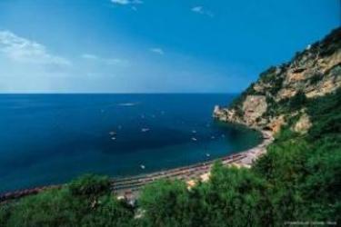 Hotel Pupetto: Vue COTE AMALFITAINE