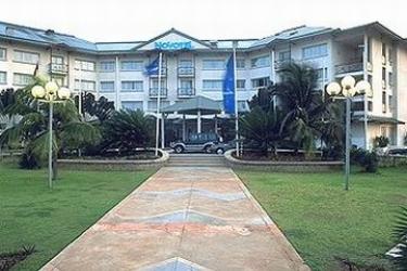 Hotel Novotel Orisha: Außen COTONOU