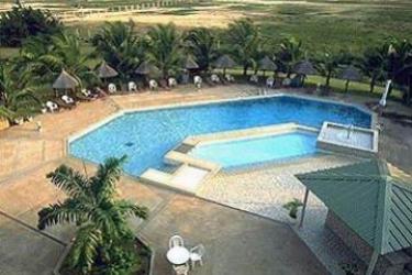 Hotel Novotel Orisha: Außenschwimmbad COTONOU