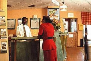 Hotel Novotel Orisha: Empfang COTONOU