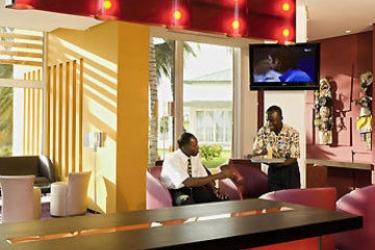 Hotel Novotel Orisha: Lounge Bar COTONOU