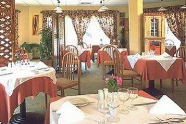 Hotel Novotel Orisha: Restaurant COTONOU