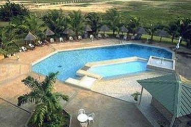 Hotel Novotel Orisha: Swimming Pool COTONOU