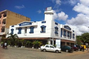 Hotel Acropole: Esterno COTONOU