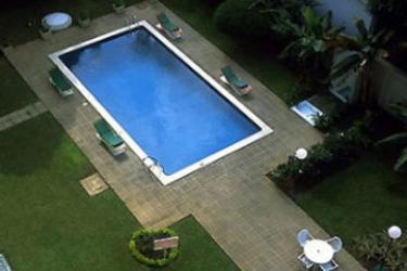Hotel Acropole: Piscina Esterna COTONOU