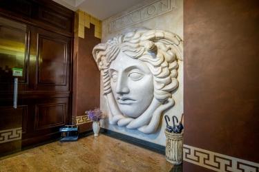 Hotel Rexton: Entrée intérieure CRAIOVA