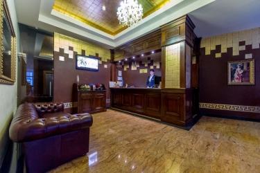Hotel Rexton: Intérieur de l'hôtel CRAIOVA