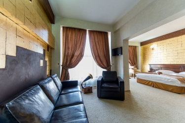 Hotel Rexton: Living area CRAIOVA