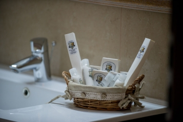 Hotel Rexton: Service salle de bain CRAIOVA