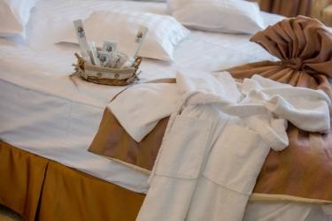 Hotel Rexton: Gastzimmer Blick CRAIOVA