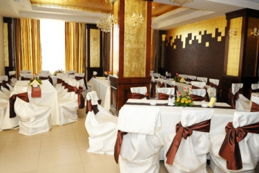 Hotel Rexton: Restaurant CRAIOVA