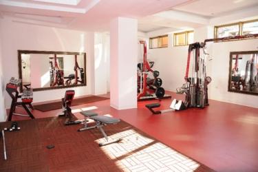 Hotel Rexton: Fitness facility CRAIOVA