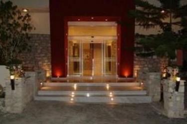 Hotel Monte Vardia: Garage CRETA